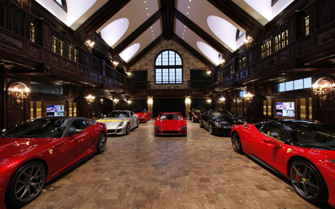 The Most Insane Garage in the World!
