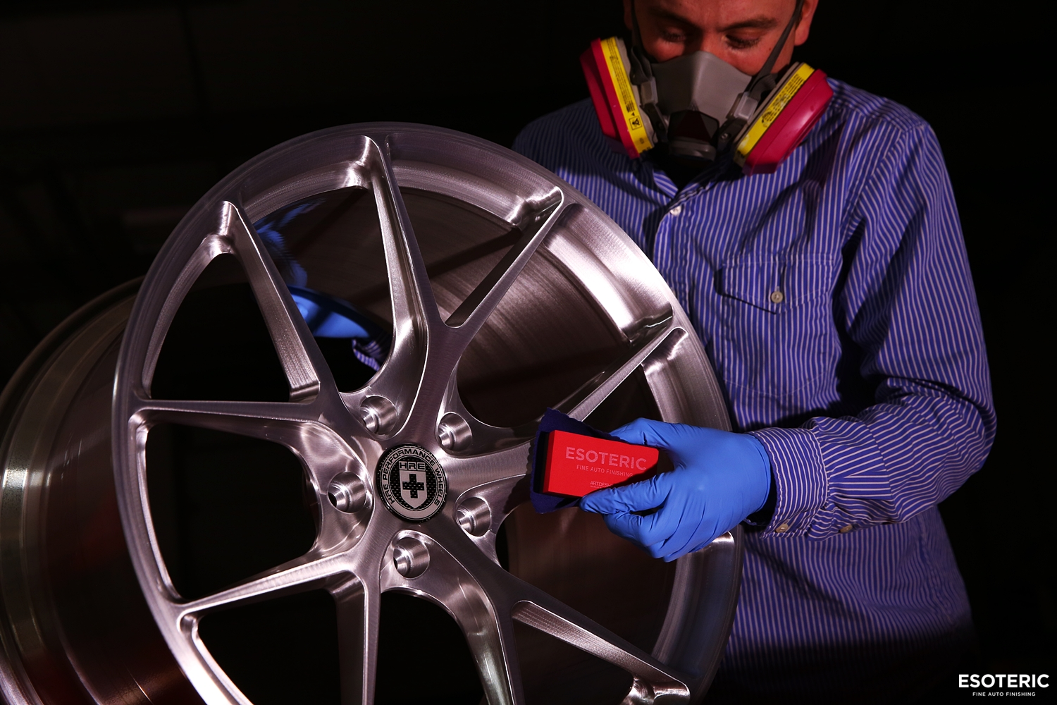 Hre Wheels Flowform Collection Esoteric Auto Detail In