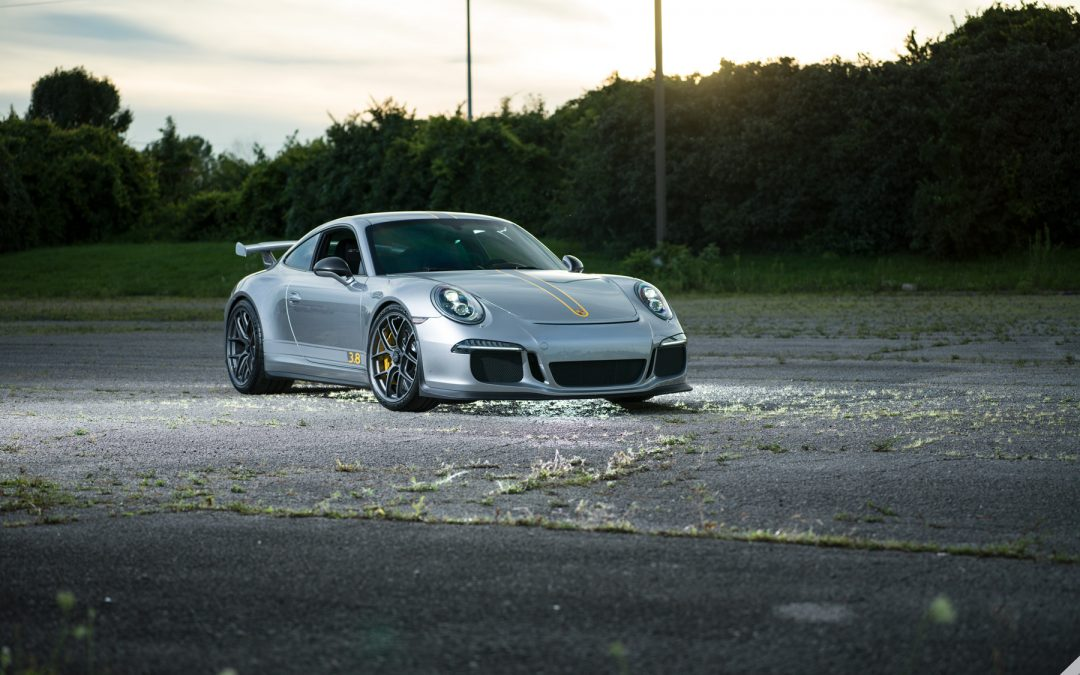 Porsche 991.1 GT3 Customized by ESOTERIC