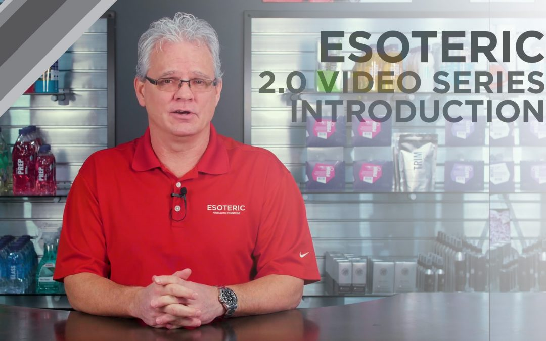 ESOTERIC Announces 2.0 Video Series