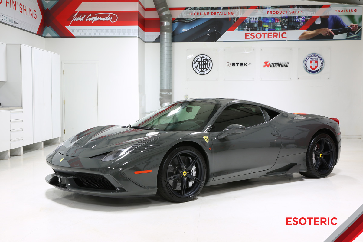New Car Preparation and Protection | ESOTERIC Auto Detail in