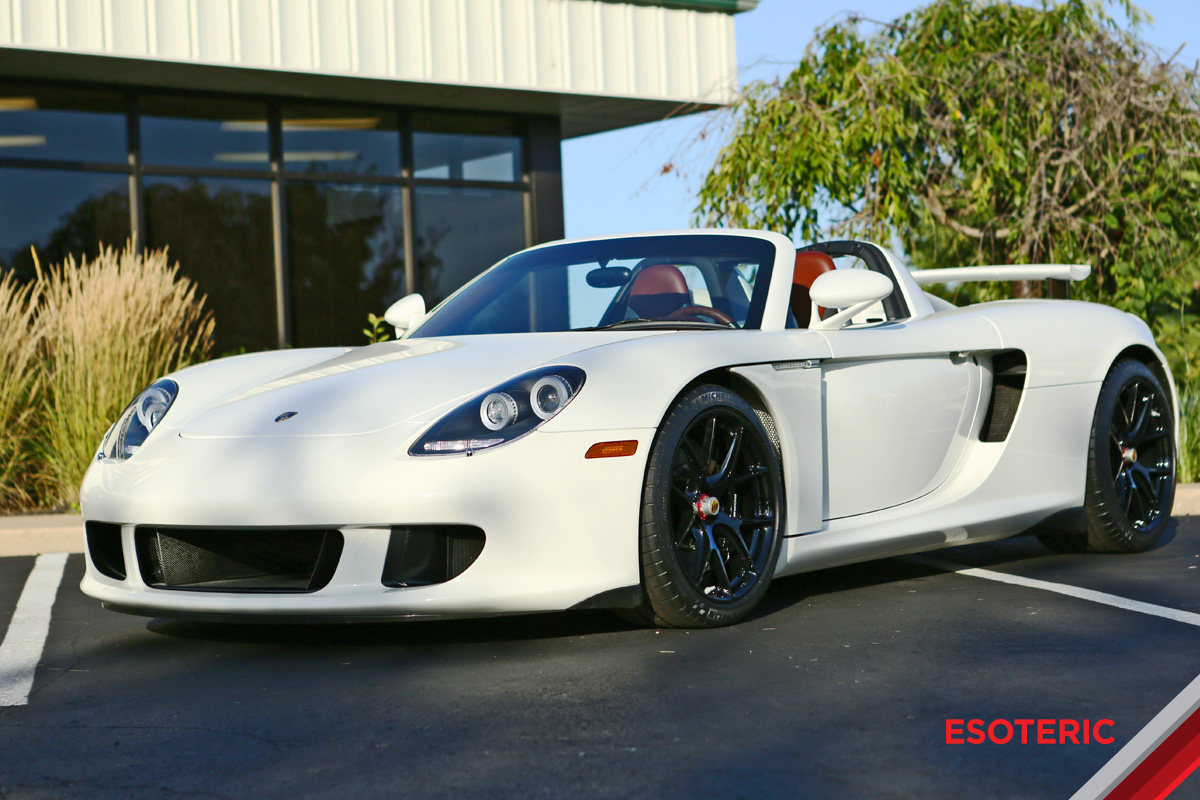 ESOTERIC Porsche Detailing