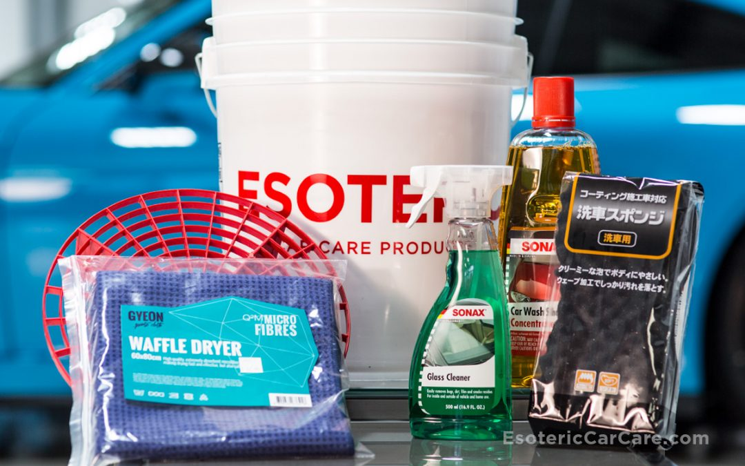 Holiday Gift Sets from ESOTERIC Car Care
