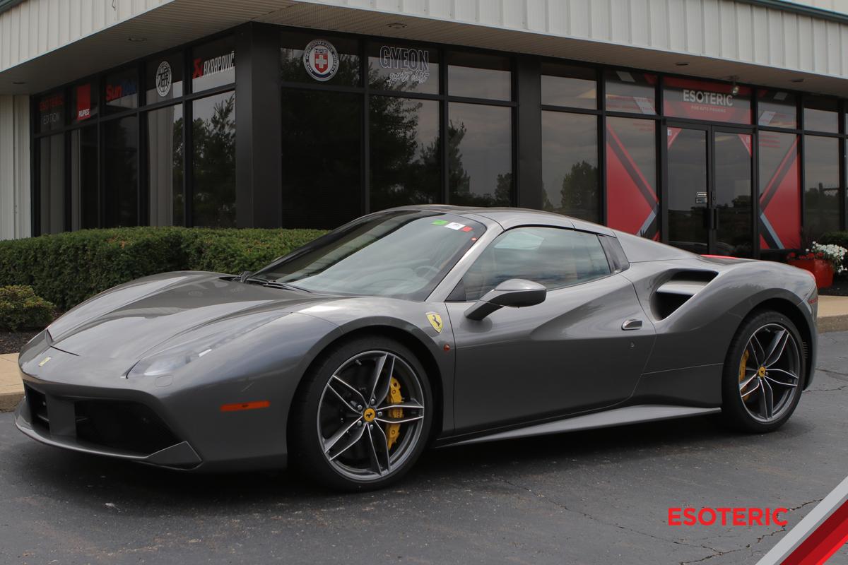Ferrari 488 Delivery