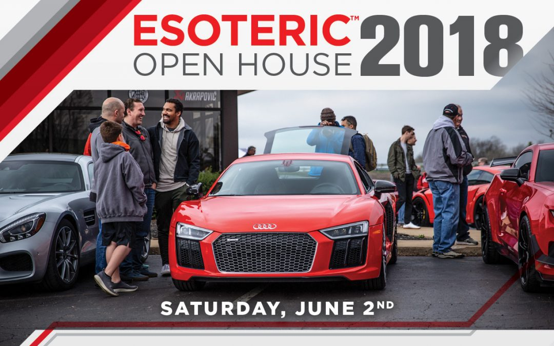 ESOTERIC Annual Open House 2018