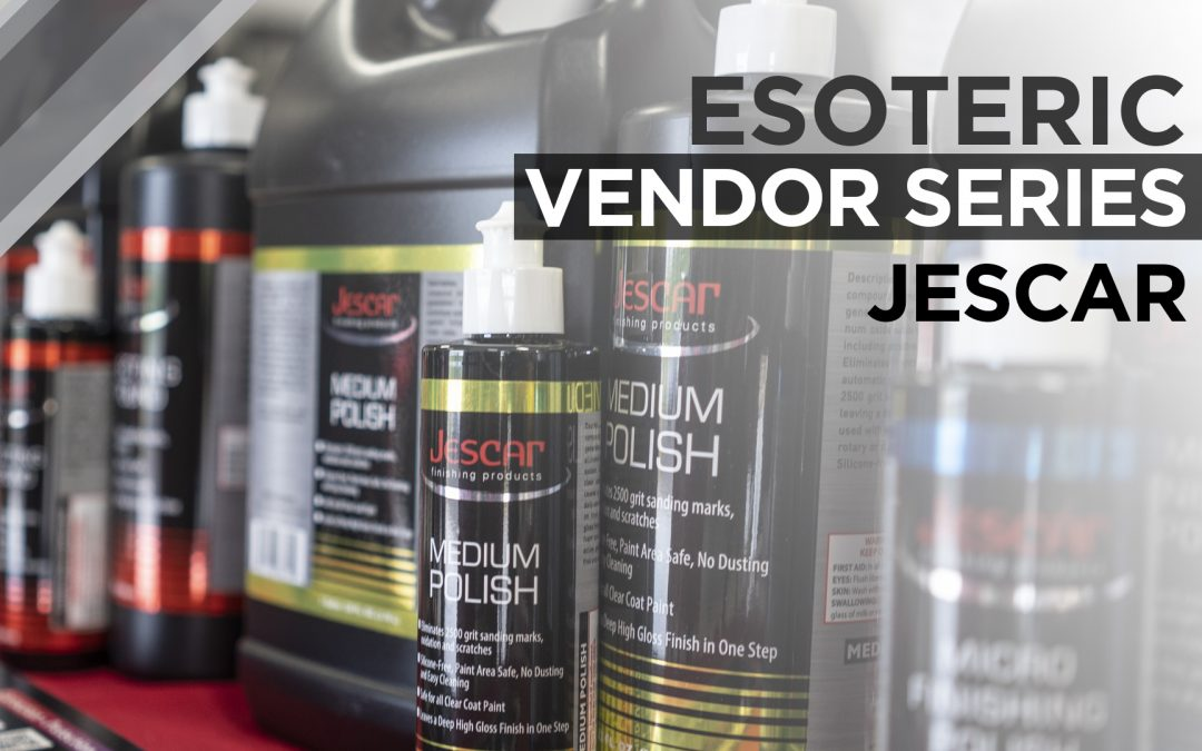 ESOTERIC Vendor Series – Jescar