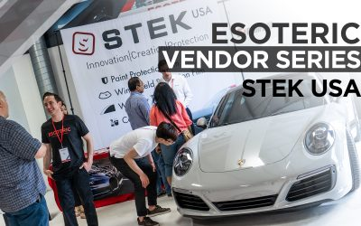 ESOTERIC Vendor Series – STEK