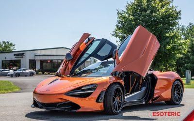 McLaren 720S Paint Protection Project