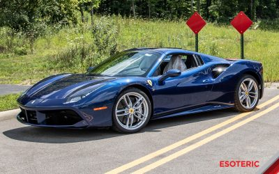 Latest Ferrari Protection and Polishing Projects at ESOTERIC