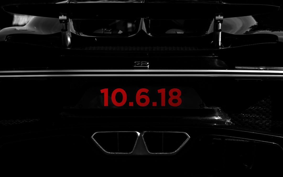 Hypercar Unveiling at ESOTERIC this Saturday, October 6th