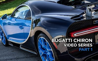 Bugatti Chiron Video Series – Part 1