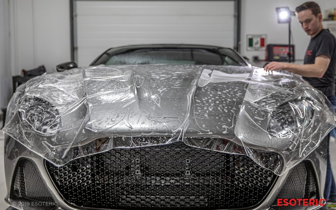 Wrapping the Impossible with Large Paint Protection Film