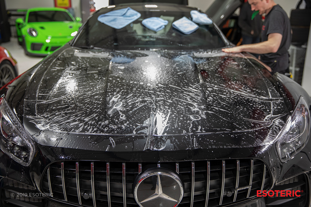 The Best Paint Protection Film & Installation | ESOTERIC ...