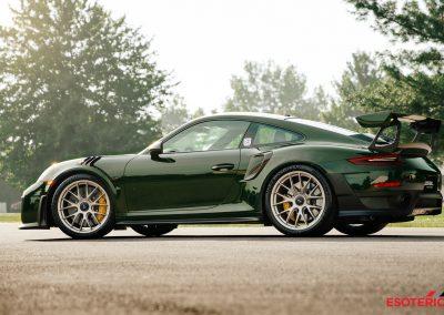 Porsche GT2RS (Underberg Green)