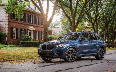 Daily Driven BMW X3M  Gets Ultimate New Car Prep
