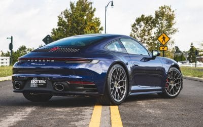 The New Porsche 992 – First Look