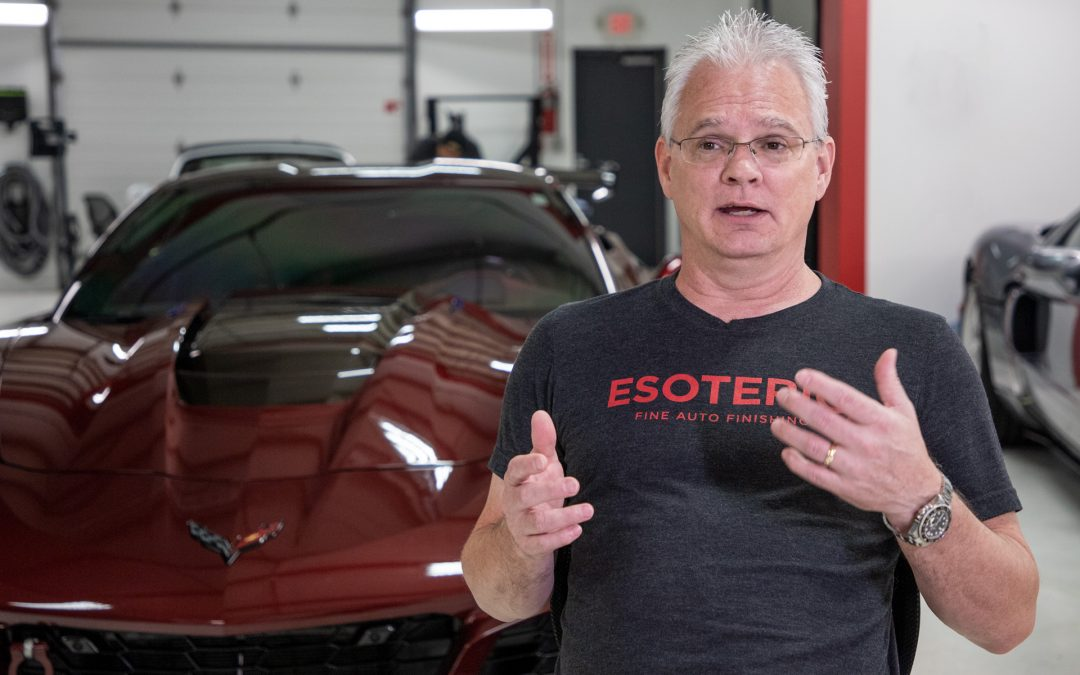 From the Garage to Detailing Exotics – Motor1 Podcast With Todd Cooperider