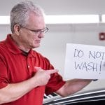 Do Not Wash at the Dealer - Protect Your Car Paint