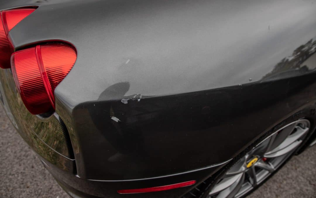 Ferrari paint job on a $3,500 budget – VINwiki Ferrari F430 Scuderia – Part 2