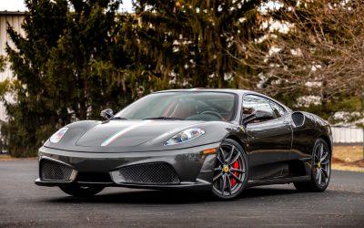 Ferrari Scuderia Event and Finished Photo Galleries
