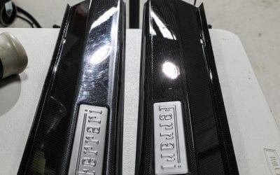 Making Carbon Fiber Pop – VINwiki Ferrari F430 Scuderia – Part 4
