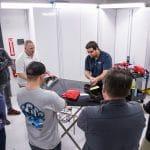 Detail Training at ESOTERIC