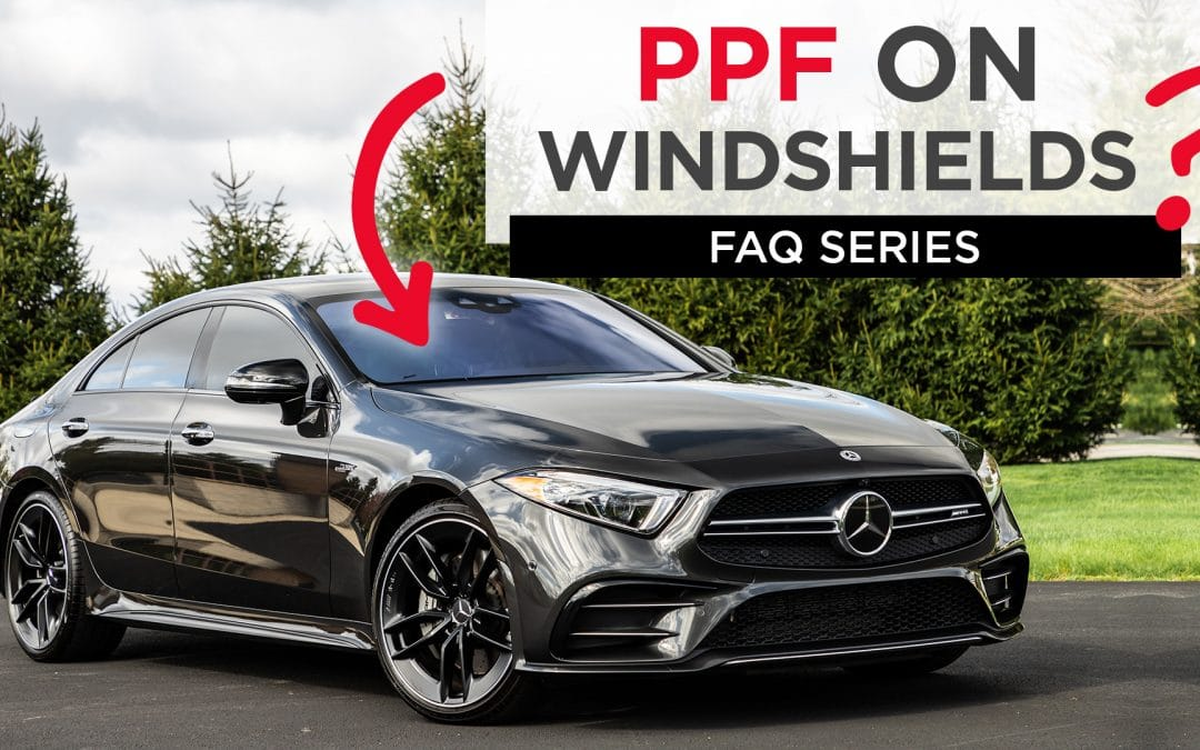 Paint Protection Film on Windshields?