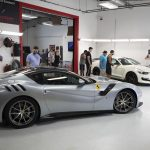 Ferrari F12 TDF - Columbus Cars & Coffee at ESOTERIC Detail