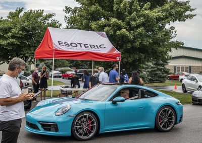 Columbus Cars & Coffee at ESOTERIC Detail