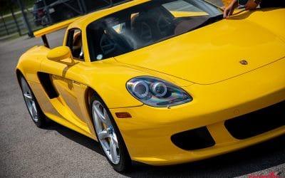 Porsche Carrera GT Paint Correction & Paint Protection Film