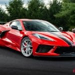 C8 Corvette HRE Wheels