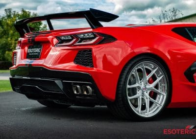 C8 Corvette HRE Wheels