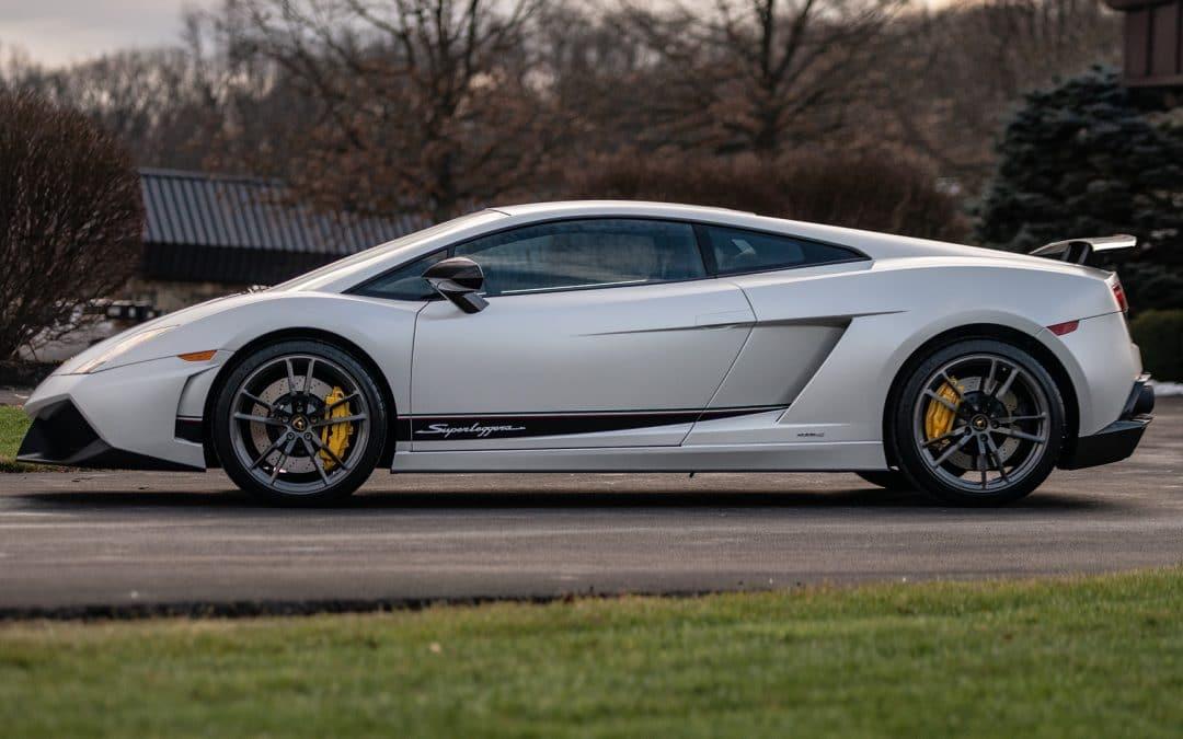 Custom Vinyl Project – Lamborghini Gallardo Superleggera