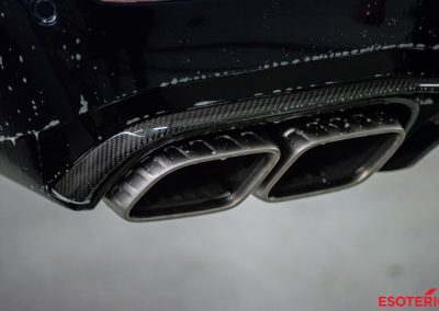 E63S Wagon Full PPF Wrap