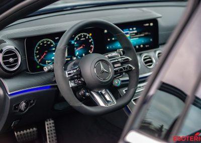 E63S Wagon Steering Wheel