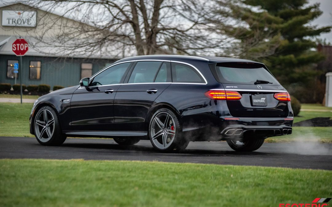 Wagon Alert: 600 Horsepower Perfected & Protected – Photo Gallery