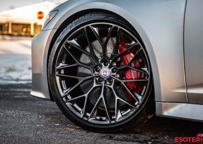 Audi RS6 Avant HRE Wheels