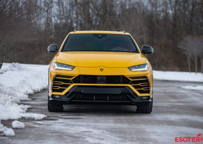 Lamborghini Urus Paint Protection Film at ESOTERIC