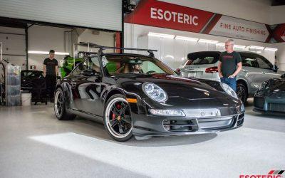 Porsche 997 Transformed