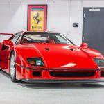 Ferrari F40 - ESOTERIC Detail