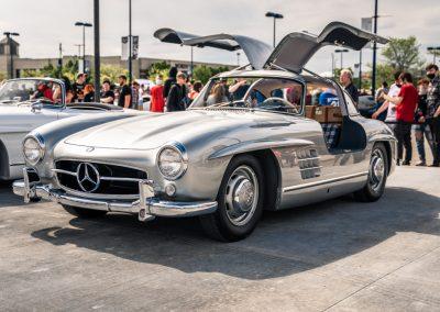 Mercedes-Benz SL Gullwing
