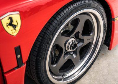 Ferrari F40 HRE Wheels