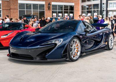 McLaren P1 Carbon - The Triple F Collection