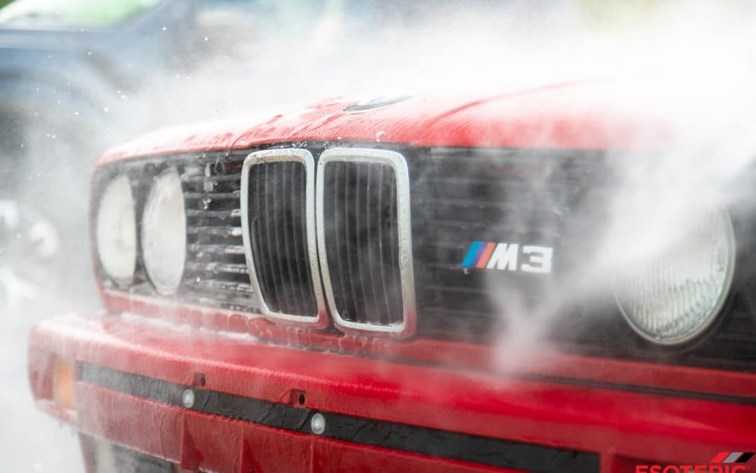 E30 M3 Restoration With EAG – Video Series