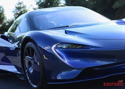 McLaren Speedtail at ESOTERIC Detail
