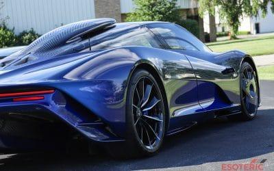 Polishing the Fastest McLaren Ever – The Speedtail