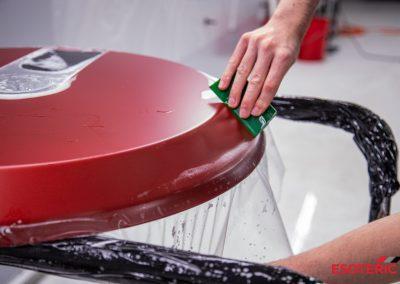 G-Wagon G63 Full Satin Paint Protection Wrap