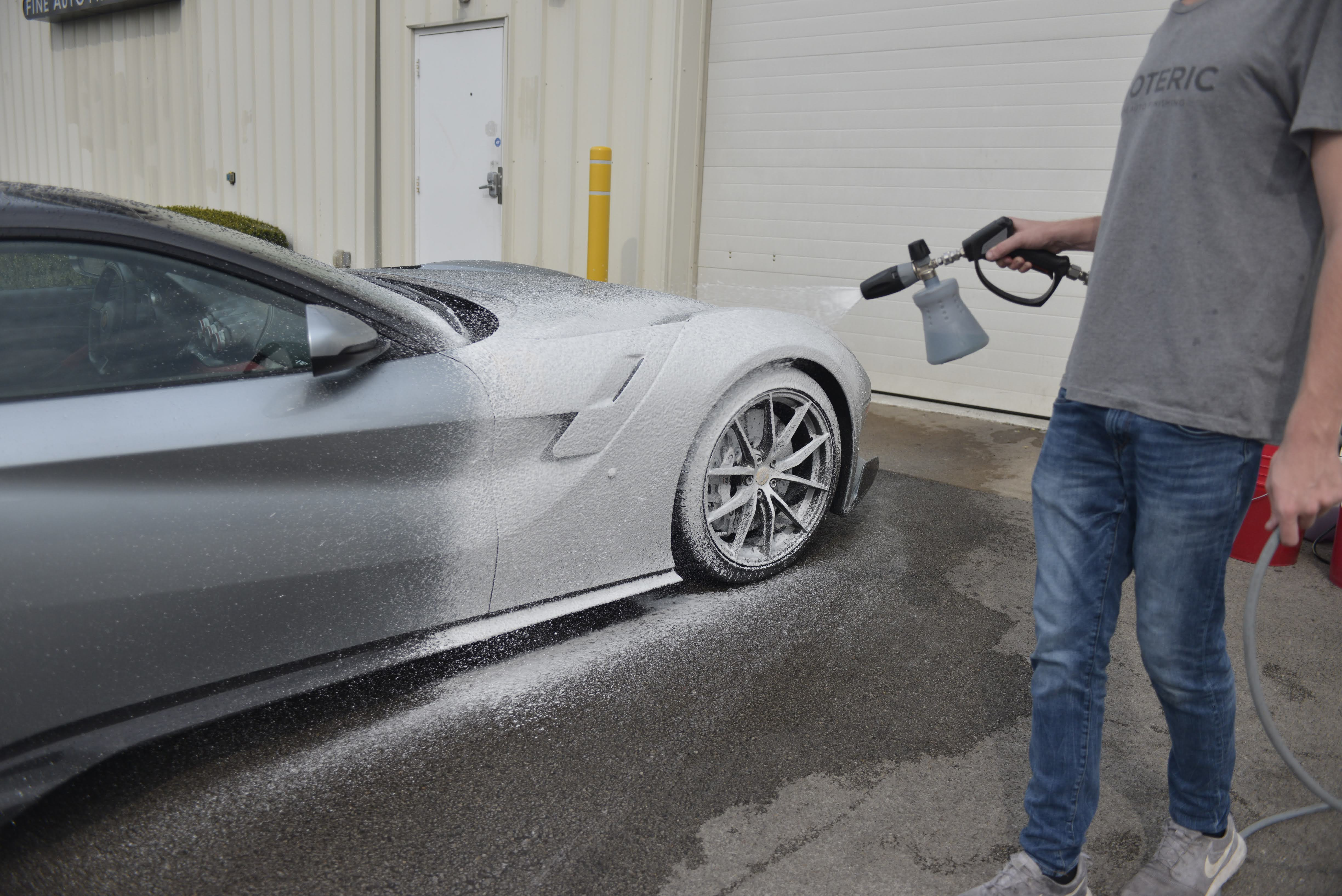 Auto Detailing at ESOTERIC Detail