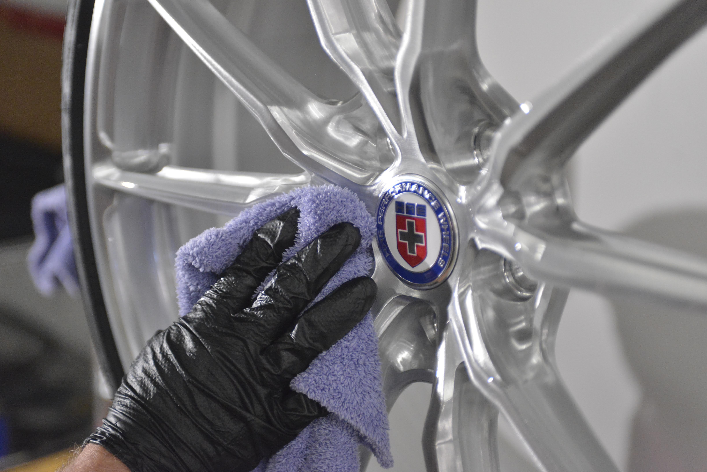 Wheel Ceramic Coating at ESOTERIC Detail