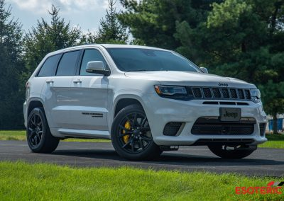 Jeep Grand Cherokee Track Hawk (White)